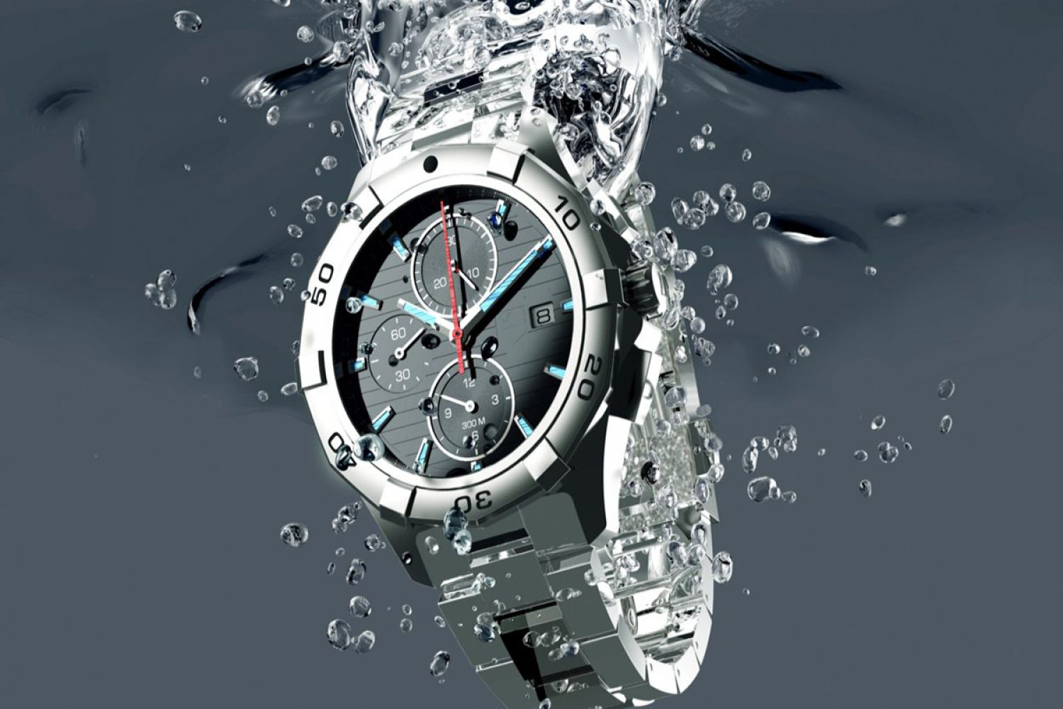WATERPROOF WATCH, OR HOW DEEP CAN YOU DIVE SO THAT NOT TO REGRET ABOUT IT THEN?