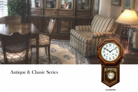 New collection of Antique & Classic RHYTHM clocks