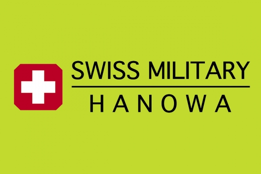 SWISS MILITARY HANOWA OFFICIALLY CERTIFIED BY SWISS CONFEDERATION