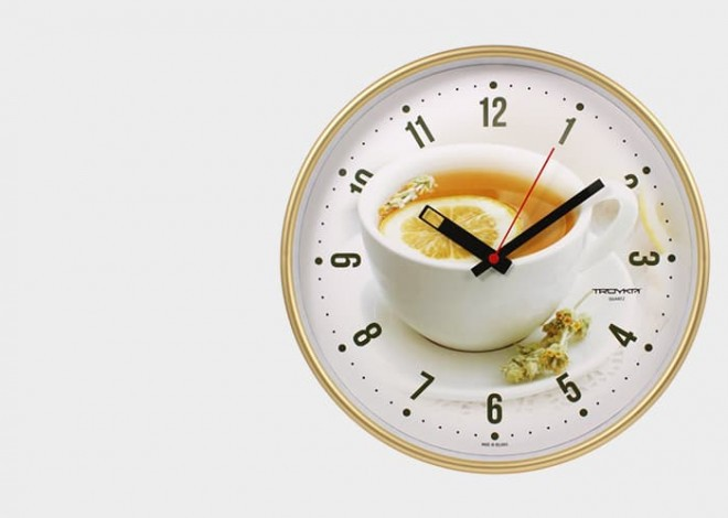 Interior clocks - For kitchen