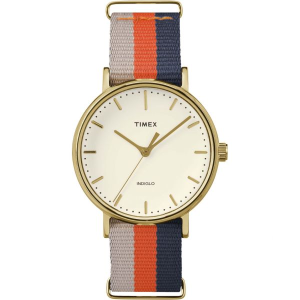 Fairfield 37mm Nylon Strap Watch