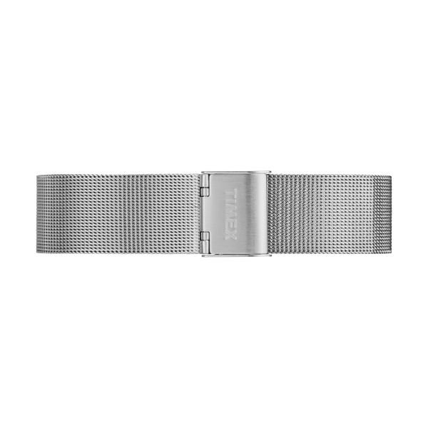 Waterbury Classic 40mm Stainless Steel Mesh Band Watch