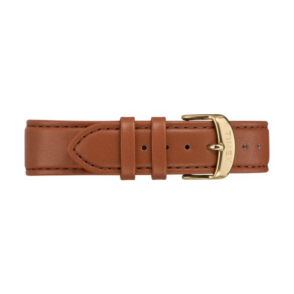 Fairfield Sub-Second 41mm Leather Strap Watch