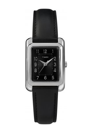 Meriden 25mm Leather Strap Watch