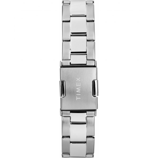 Torrington 40mm Stainless Steel Bracelet Watch with Date