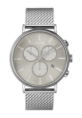 Fairfield Supernova™ Chronograph 41mm Mesh Band Watch