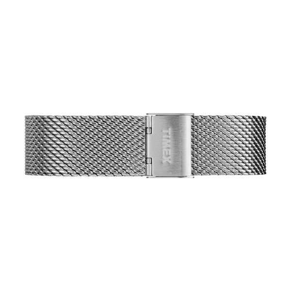 Fairfield 41mm Stainless Steel Mesh Band Watch