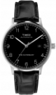 Waterbury Classic Automatic 40mm Leather Strap Watch