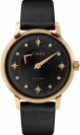 Celestial Opulence Automatic 38mm Textured Strap Watch
