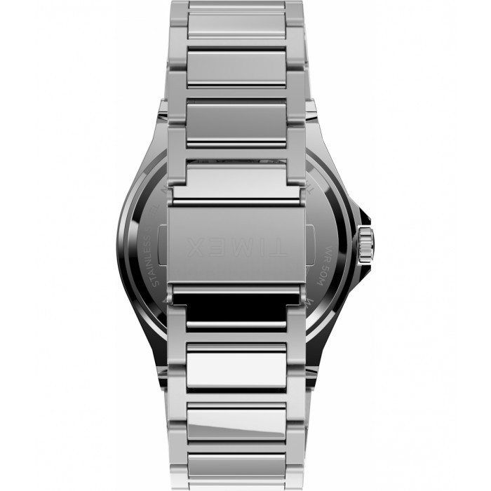 Essex Avenue Thin 40mm Stainless Steel Bracelet Watch